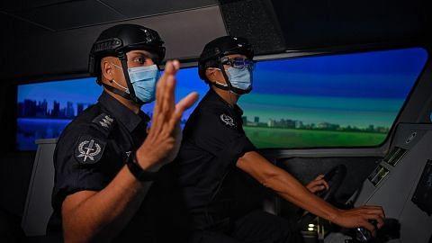 Pengawal Pantai: Latihan simulasi dengan pakej berkesan lebih realistik