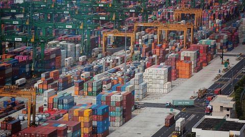 Eksport bukan minyak bagi Feb naik pada kadar lebih perlahan