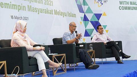 Masagos: Melayu punya ciri unik untuk dakap perubahan, rebut peluang lepas Covid-19