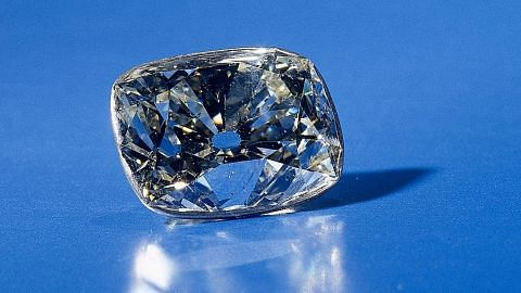 Intan berlian dan semua perkara berharga