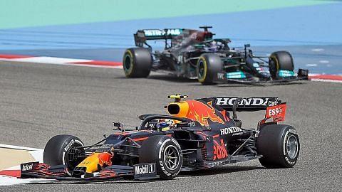 Mercedes jangka mulakan musim baru F1 di belakang Red Bull