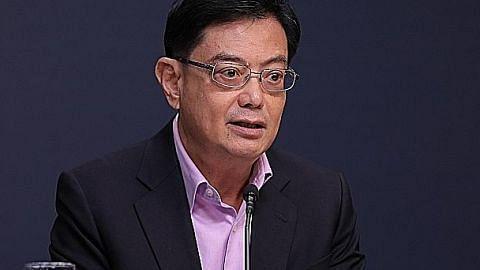 DPM Heng garis kunci kebangkitan Asia dalam era pasca-Covid-19
