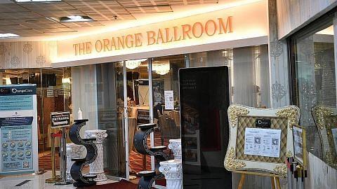 Orange Ballroom diarah tutup 20 hari