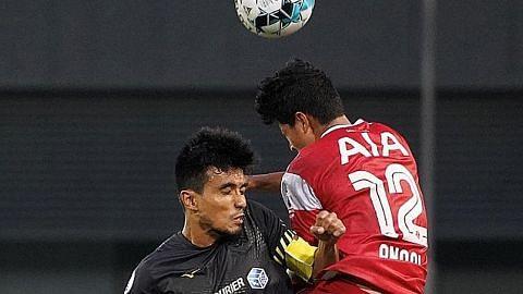 Tampines tundukkan Tg Pagar 3-1, Albirex hanya seri 0-0 dengan Balestier