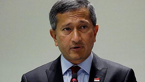 Vivian lawat Brunei, pererat hubungan rapat kedua-dua negara