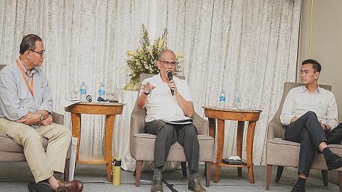 Perbincangan terbuka, jujur dalam dialog asatizah anjuran BH