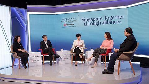 Inklusiviti sosial jadi tema utama; bukti masyarakat SG penyayang: Indranee