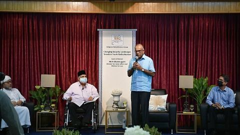 Asatizah seru beri pemerintah ruang bincang bersama masyarakat luas Tegas tegakkan harmoni agama