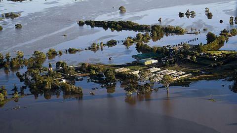 Banjir: Arahan pindah baru di sebahagian Australia, air dijangka terus naik