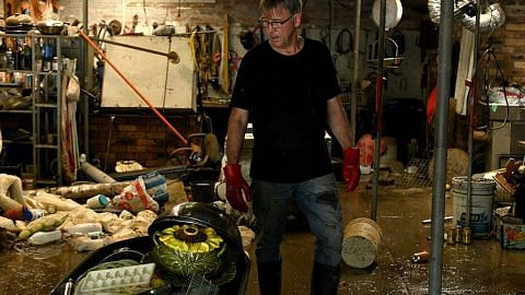 Mangsa banjir Australia mula usaha bina semula kehidupan