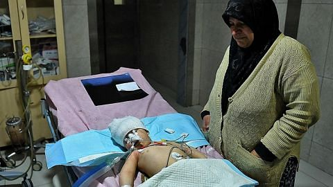 LINGKARAN ASIA SEDEKAD SELEPAS PEMBERONTAKAN DAHSYAT DI SYRIA Pertempuran kian reda tapi derita rakyat tiada akhirnya