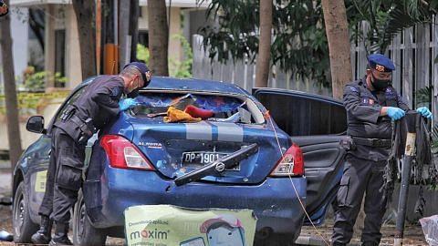 2 dalang pengeboman dipercayai dari kumpulan pelampau Daesh