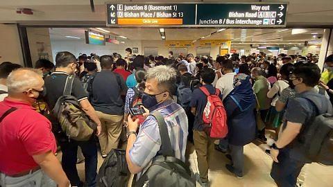 Masalah pengisyaratan MRT berlaku lagi selang sehari