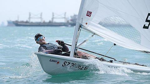 Kapal layar: Lo, Ng persiap peluang untuk layakkan diri ke Olimpik