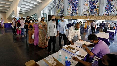 India pergiat kempen vaksin Covid-19