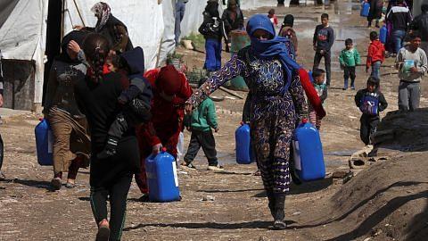 PBB gesa derma $13b bagi bantu rakyat Syria