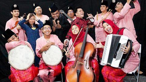 Selami Pasir Ris melalui irama tradisional