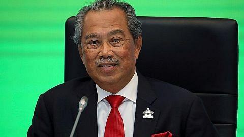 Semua menteri Umno kekal dalam kabinet: Muhyiddin