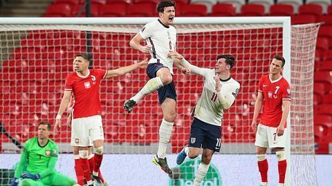 Maguire selamatkan England