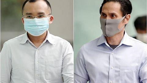 Kes 'ragging' sebabkan kematian: Dua komander SCDF hadapi tuduhan asal
