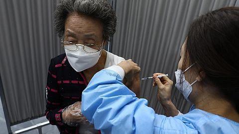 Covid-19: 668 kes baru di Korea S - tertinggi sejak 8 Jan