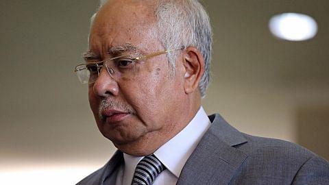 Najib diberi notis muflis berhubung bil cukai $564 juta