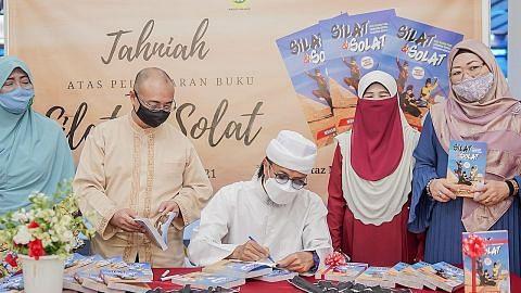 Tunggu 'Silat & Solat' bak menanti anak sulung bagi ustaz