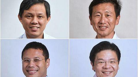 4 yang dijangka bakal terajui pasukan 4G?