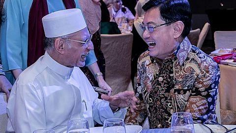 Habib Hassan: DPM Heng pemimpin yang ikhlas, rendah hati