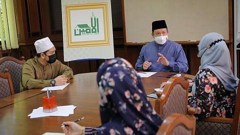 Masjid giat persiap program santapan rohani jemaah