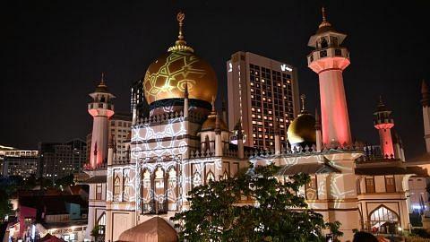 Cahaya Ramadan sinari Kampong Glam