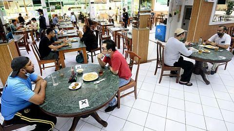 Kedai makan diizin buka hingga waktu sahur di M'sia