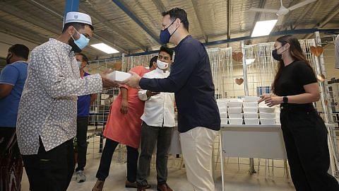 Cahaya Ramadan kembali bagi pekerja migran