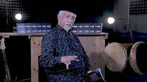 Himpunan puisi 'Optimis' luah paparan jiwa Hidayat