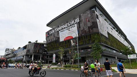 300 famili susah Tampines dapat makanan percuma dari kedai OTH