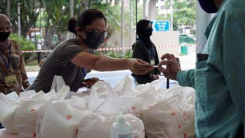 RLAF sasar kumpul $300,000; sedia juadah golongan susah, pekerja migran