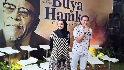 Bella, Desy teruja hidupkan filem riwayat 'Buya Hamka'