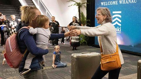 Ratusan dari Aust tiba di NZ tanpa perlu kuarantin