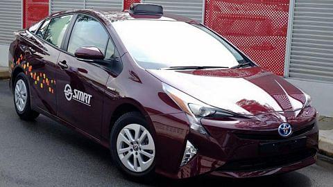 SMRT tukar semua teksi kepada jenis elektrik dalam tempoh 5 tahun