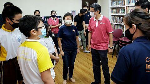 71,000 warga manfaat SG Cares sejak empat tahun lalu: MCCY