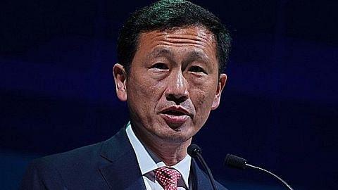 Ye Kung: Tukar ke pengangkutan awam cara terbesar kurangi pelepasan karbon