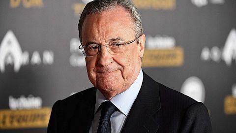 Presiden Real Madrid: Liga Super hanya tertunggak