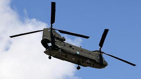 Pak Pandir naik helikopter BIODATA PENULIS