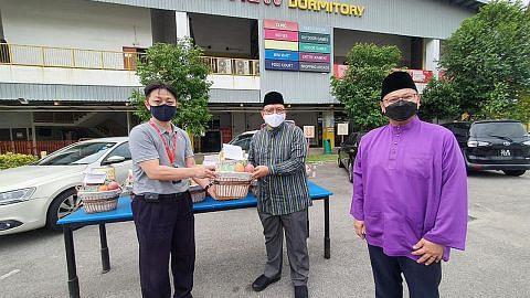 Timbalan Mufti kunjungi pekerja migran mangsa nahas