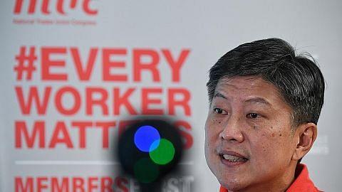 Terus perjuang hak pekerja, cipta masa depan lebih baik bersama: NTUC