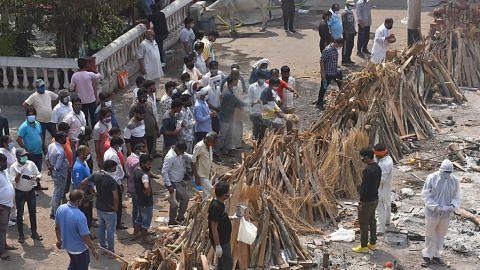 Negara jiran India berwaspada, mula lihat lonjakan kes