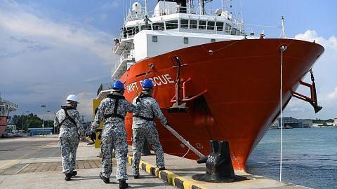 Tragedi KRI Nanggala dedah cabaran operasi dasar lautan