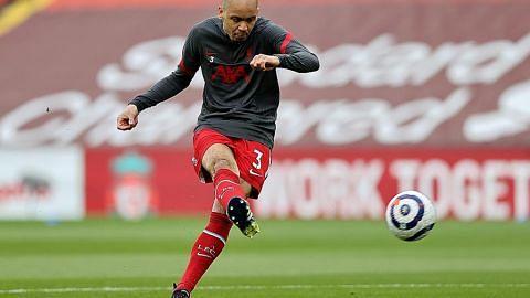 LIGA PERDANA ENGLAND Man U mahu ranapkan harapan Liverpool ke Liga Juara-Juara Musuh ketat berentap