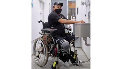 Syarikat manfaat geran bagi kemudahan kakitangan kurang upaya