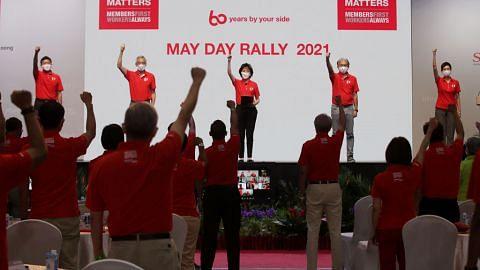 PM Lee: Lebih banyak bantuan bagi pekerja gaji rendah